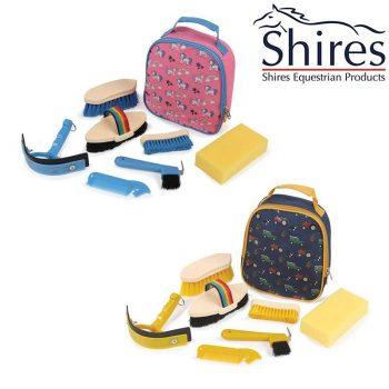 Shires Tikaboo Grooming Kit Bag