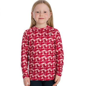 Horseware Base Layer Kids Horse Print