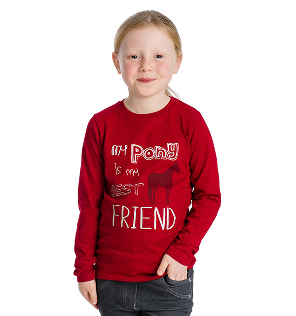 Horseware Kid Tshirt