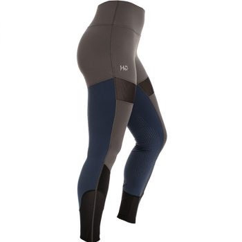 Horseware Riding Tights Navy 1