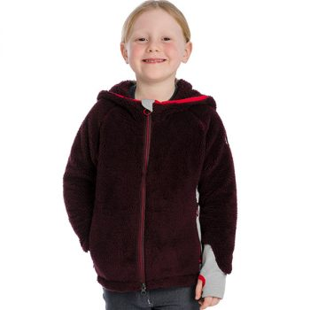 horseware kids sherpa fleece