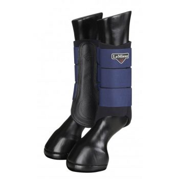 Grafter Boots Ink BLue 1