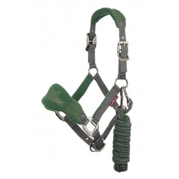 LeMieux Hunter Green Headcollar