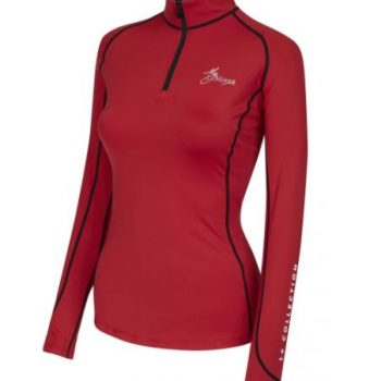 Chilli Red Baselayer