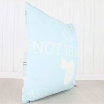 grays to ride or not to ride cushion 3
