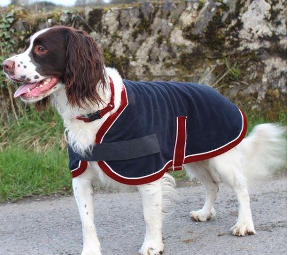 Mackey Dog fleece