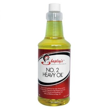 Shapleys No 2 Heavy Oil