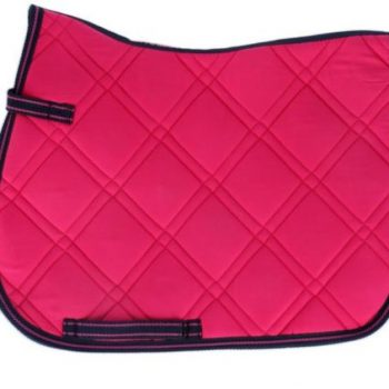 loveson saddlecloth pink