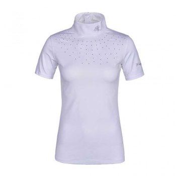 show shirt white kingsland janna