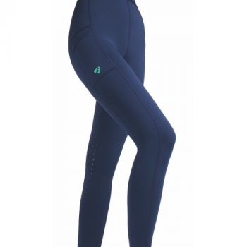 Aubrion Dutton Riding Tights Navy