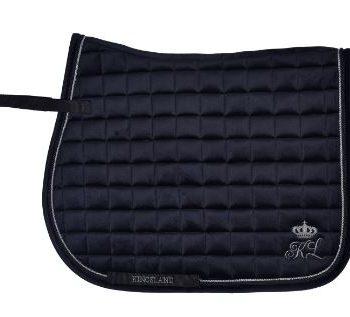 Mya Black saddlecloth