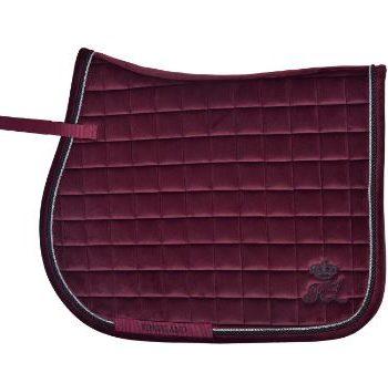 Mya Red Fudge Saddlecloth